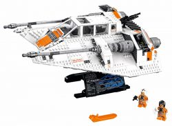 Lego 75144 Snowspeeder 03