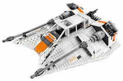 Lego 75144 Snowspeeder 04