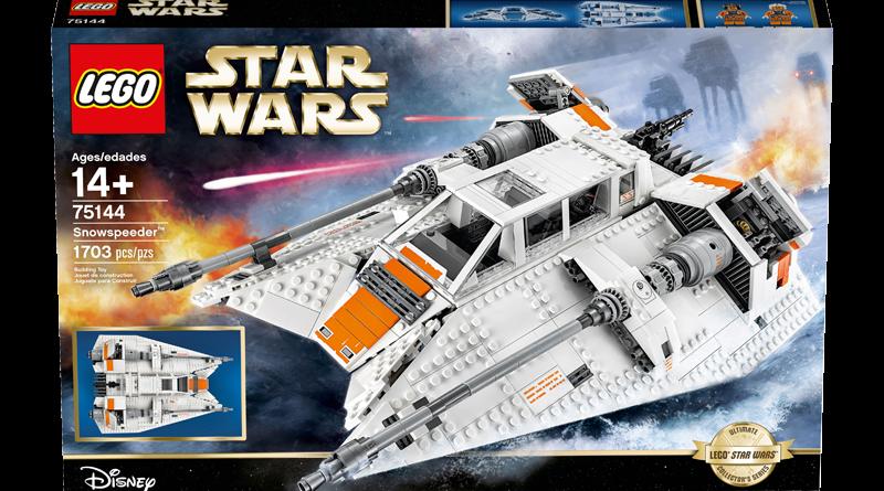 Lego 75144 Snowspeeder Banner