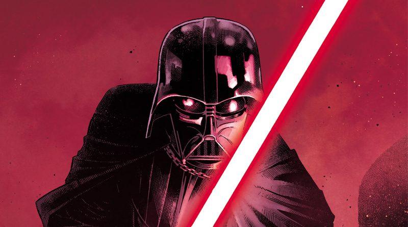 Marvel Darth Vader 2017 Banner