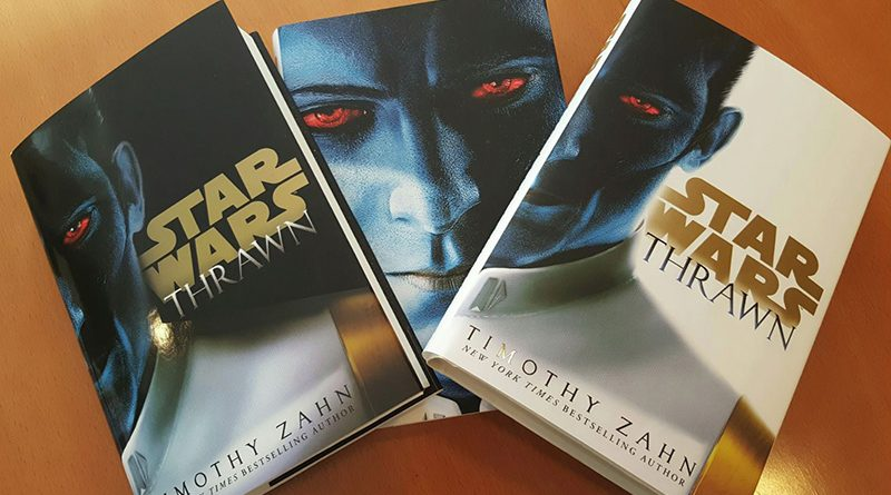 Random House Thrawn Cover Editions Banner
