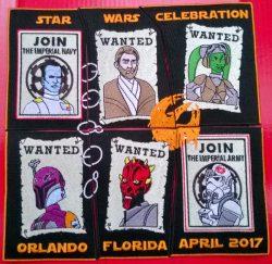Star Wars Celebration Orlando 2017 Final Patch
