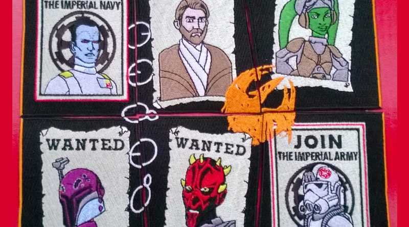 SWCO17 Rebels Patch Banner