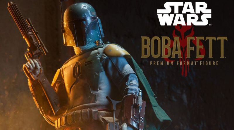 Sideshow Premium Format Return Of The Jedi Boba Fett