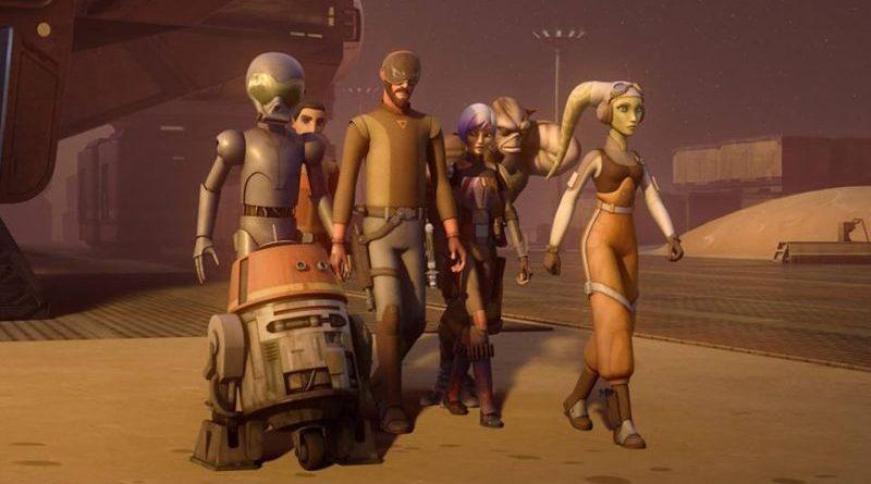 Star Wars Rebels S4