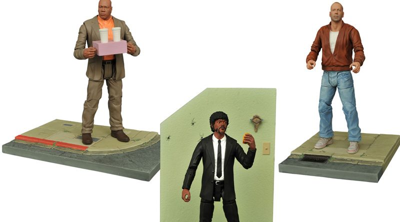 Diamdon Select Toys Pulp Fiction Banner