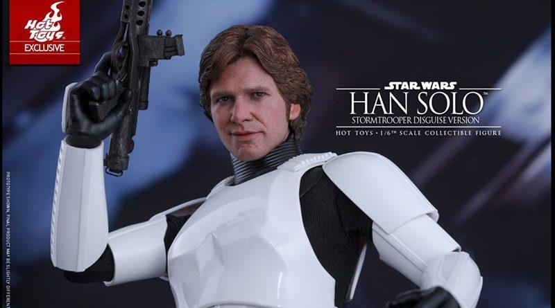 Hot Toys Han Stormtrooper Banner`