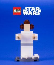 LEGO Toys-R-Us Micro Leia