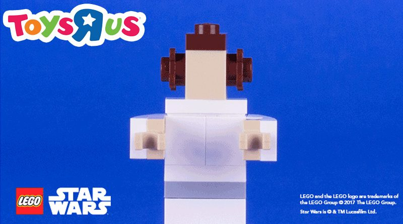 LEGO TRU Micro Leia Banner