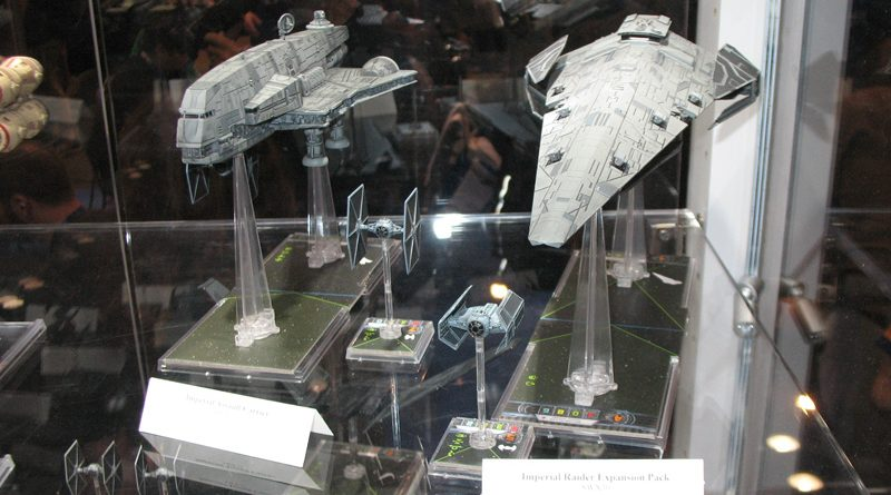 Star Wars Celebration Orlando 2017 Fantasy Flight Games Banner