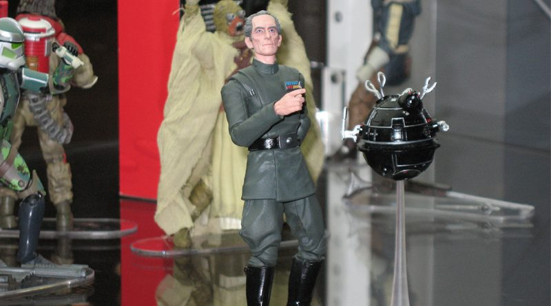 Star Wars Celebration Orlando 2017 Hasbro Tarkin Banner