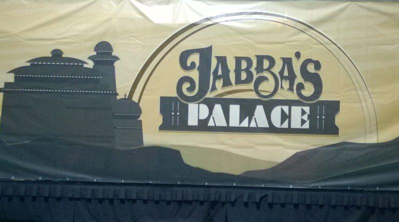 SWCO17 Jabba Palace Stage
