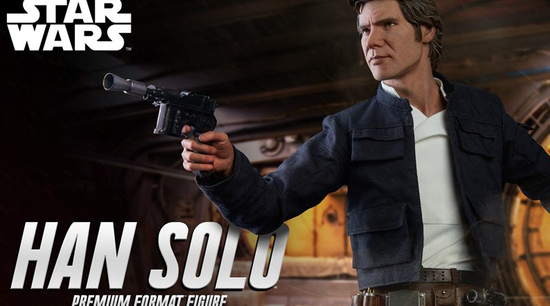 Sideshow PF TESB Han Solo Preview Banner