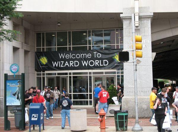 Wizard World Philadelphia 2007