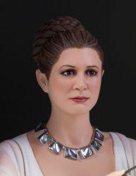 Gentle Giant Bust Yavin Ceremony Leia 04