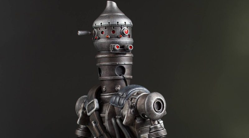 Gentle Giant Collector Gallery IG-88 Statue Banner