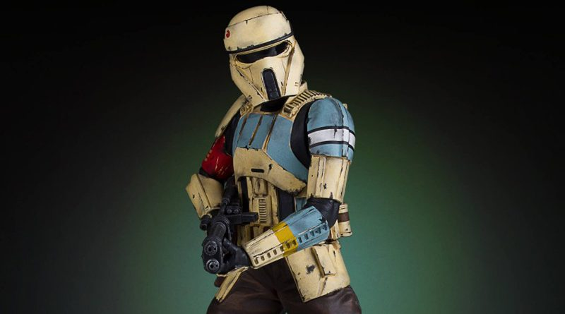 Gentle Giant Collector Gallery Storetrooper Banner