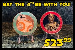 PSWCS BB-8 C-3PO Special Offer