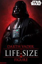 Sideshow Life-Size Darth Vader 01