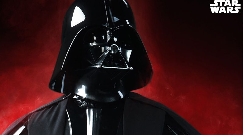 Sideshow Life-Size Darth Vader PO Banner