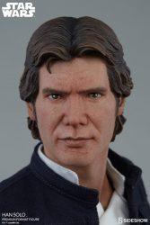 Sideshow Premium Format TESB Han Solo 01