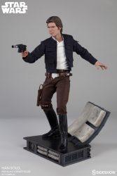 Sideshow Premium Format TESB Han Solo 02