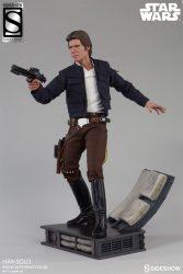 Sideshow Premium Format TESB Han Solo 03