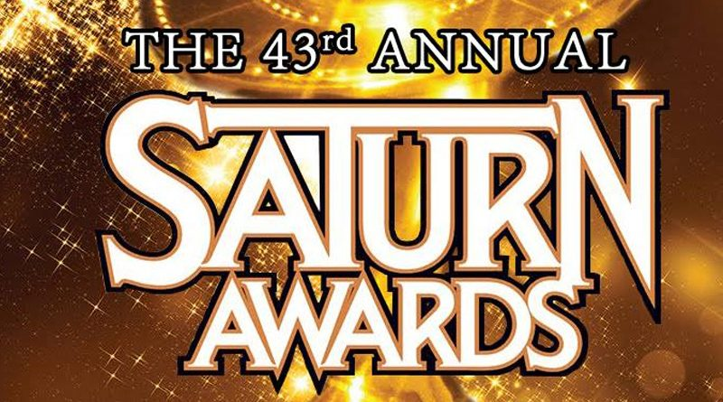 Saturn Awards 2017 Banner