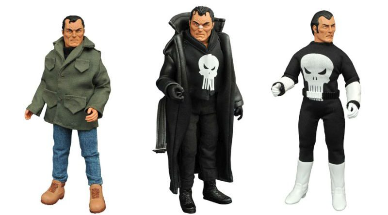 Marvel Retro Cloth Punisher