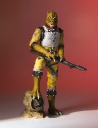 Bossk Statue Front