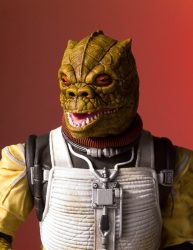 Bossk Head Sculpt Closesup