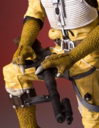 Bossk Rifle Closeup