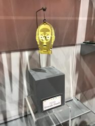 2018 C-3PO Keepsake Ornament Preview
