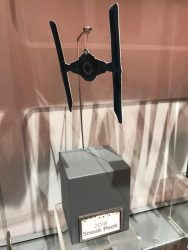 2018 TIE Fighter Keepsake Ornament Preview