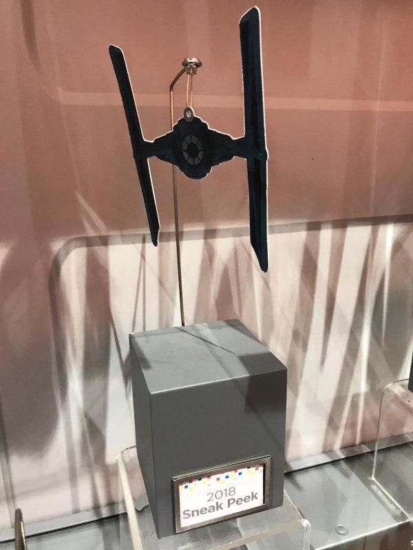 Hallmark Previews 2018 Keepsake Ornaments – Imperial Holocron