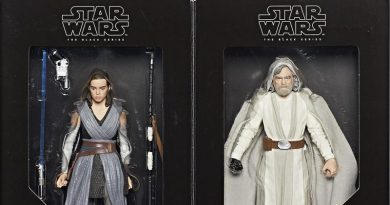 Hasbro Announces Luke Skywalker and Rey Black Series 2-pack For San Diego Comic-Con