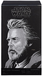 Luke Skywalker Box Art