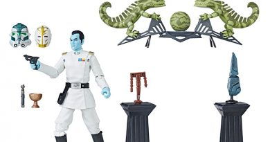 New Details For Hasbro's Grand Admiral Thrawn And Luke SDCC Exclusives
