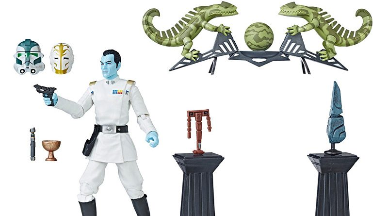 Black Series Grand Admiral Thrawn Banner