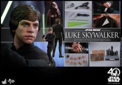 Hot Toys Luke Skywalker Accessories