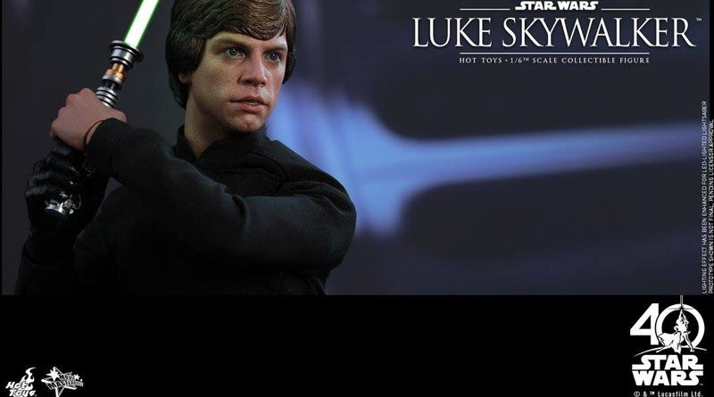 Hot Toys ROTJ Luke Skywalker Banner