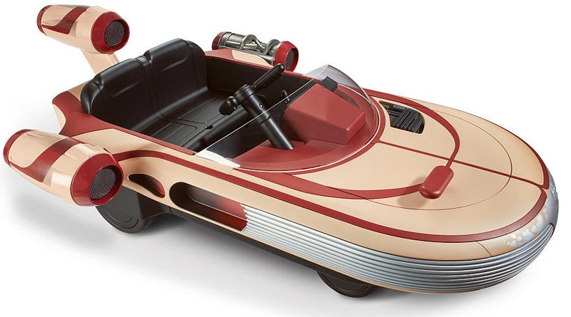 Radio Flyer Luke Skywalker Landspeeder