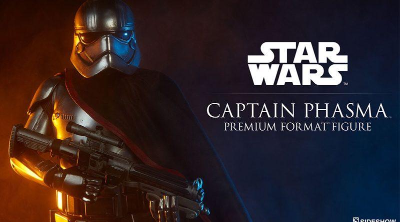Captain Phasma Premium Format Statue