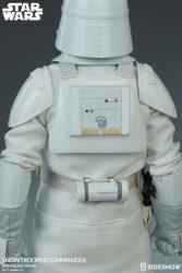 Snowtrooper Commander Closeup Back