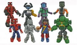 Marvel Animated Minimates Series 5