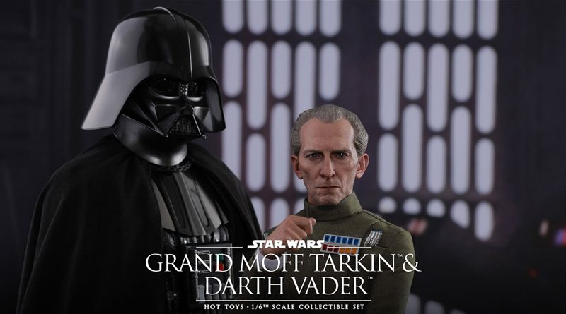 Tarkin and Vader Banner