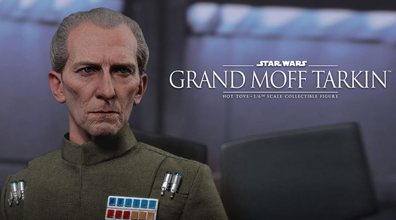 Hot Toys Grand Moff Tarkin