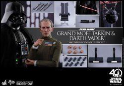 Hot Toys Tarkin and Vader