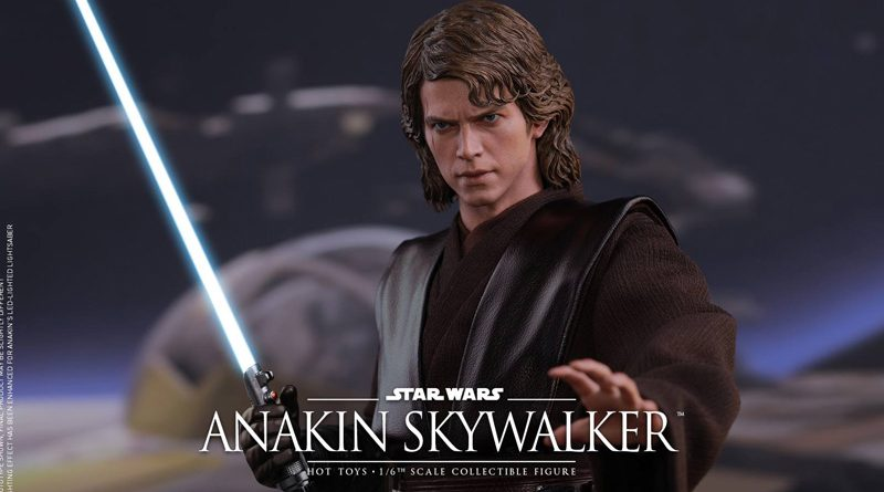 Hot Toys Anakin Skywalker Banner