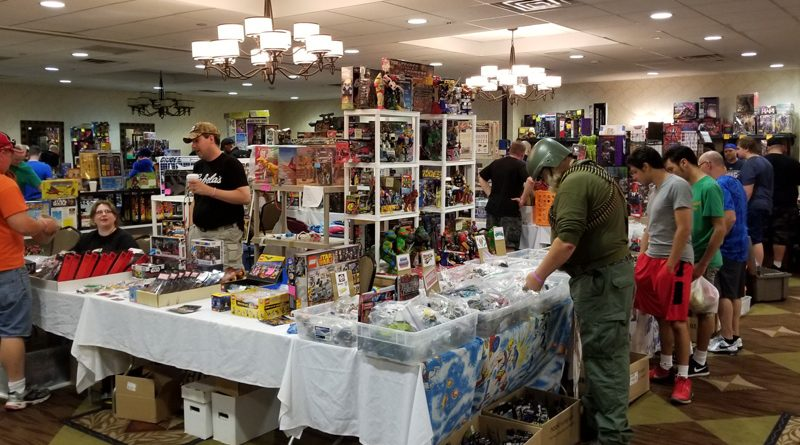 New Jersey Collectors Con Banner